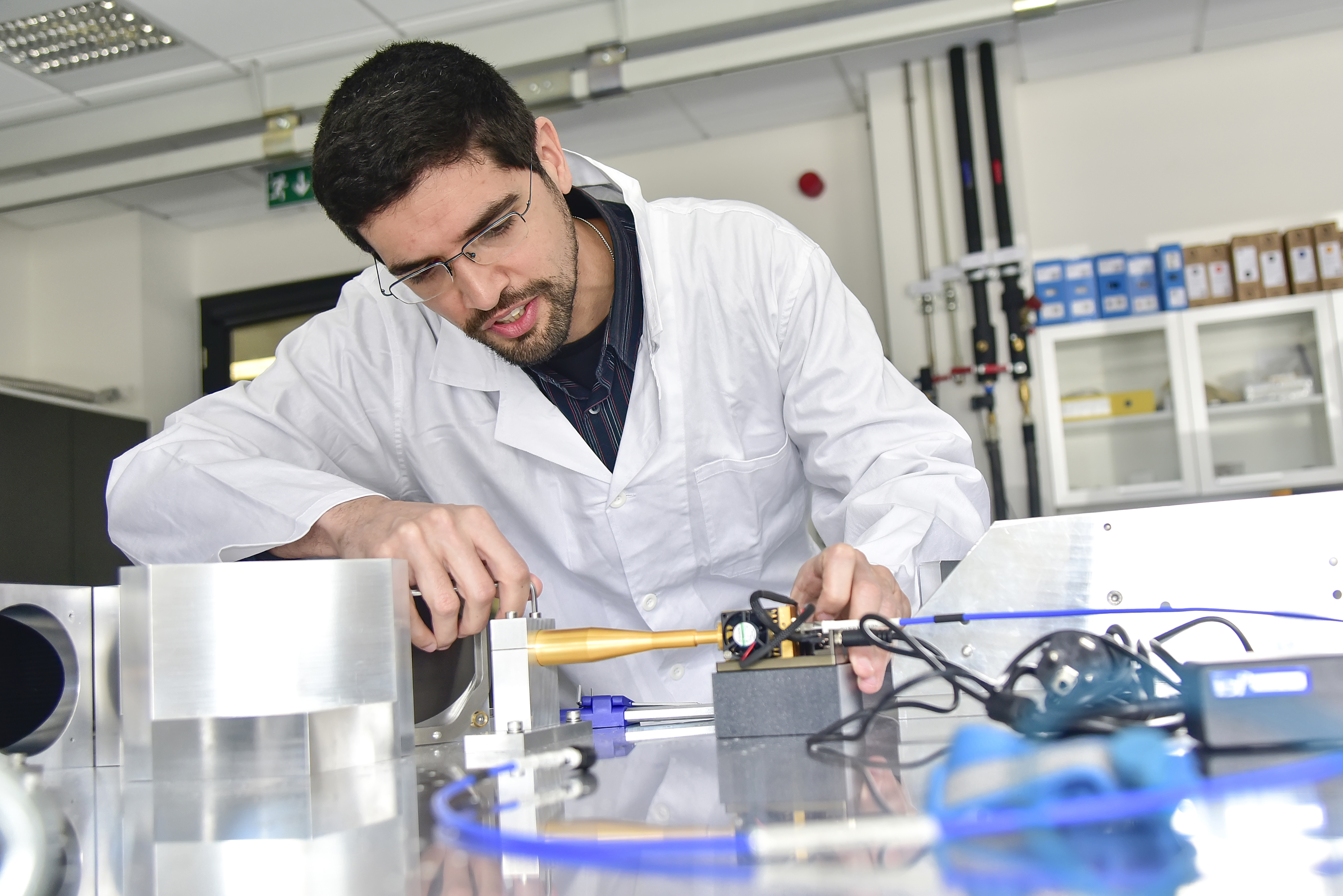 Brazilian researcher got to CEITEC BUT by chance  Now he plans to